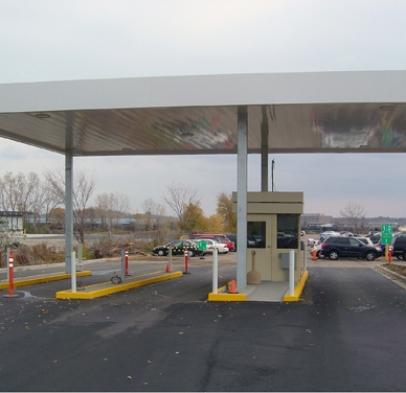 Overhead Metal Canopy Austin Mohawk Inc