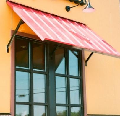 & Sun Shade Canopy / Metal Window Treatments » Austin Mohawk Inc.