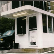 Parking Attendant Booth, Access Control Booth, Information Booth