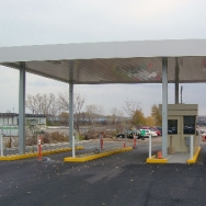 Access Control Canopy, Entrance Cover Canopy, Entrance Gate Canopy