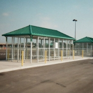 Passenger Waiting Shelter, Airport Waiting Shelter, Transit Waiting Shelter