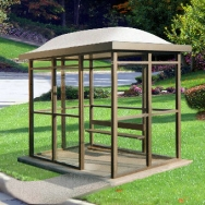 Smoking Shelter / Smoking Enclosure