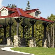 Marquee Canopy, Overhead Entrance Canopy