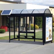 Transit Shelter, Bus Shelter, Passenger Waiting Shelter